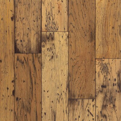"Bruce Flooring American Originals 5"" Engineered Hickory Flooring in Antique Natural"