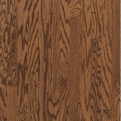 Bruce Flooring SAMPLE - Turlington™ Plank Engineered Red Oak in Woodstock