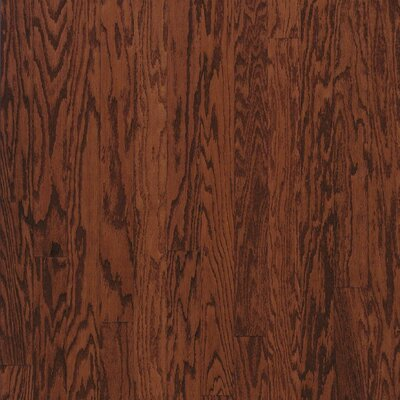 Bruce Flooring SAMPLE - Turlington™ Plank Engineered Red Oak in Cherry