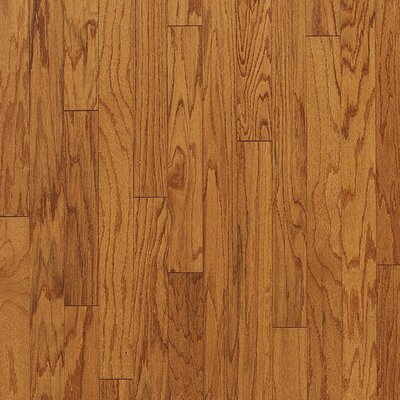 "Bruce Flooring Turlington Plank 3"" Engineered Red Oak Flooring in Butterscotch"