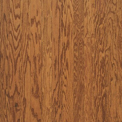 "Bruce Flooring Turlington Plank 3"" Engineered Red Oak Flooring in Gunstock"