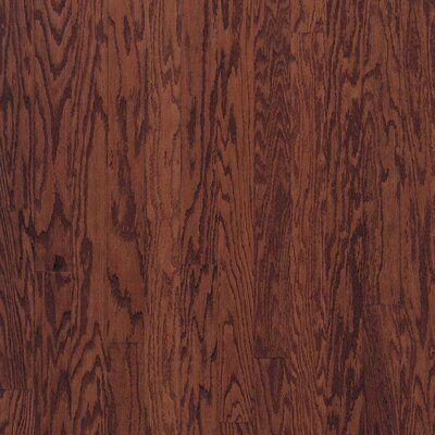 Bruce Flooring SAMPLE - Turlington™ Lock and Fold Engineered Oak in Cherry