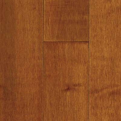 "Bruce Flooring Kennedale Prestige Plank 3-1/4"" Solid Maple Flooring in Cinnamon"