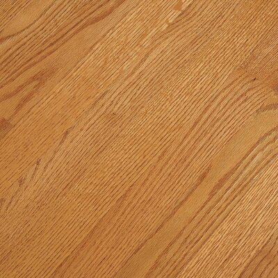 "Bruce Flooring Natural Choice Strip 2-1/4"" Solid Red Oak Flooring in Butterscotch"