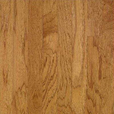 "Bruce Flooring American Treasures Wide Plank 3"" Solid Hickory Flooring in Smokey Topaz"