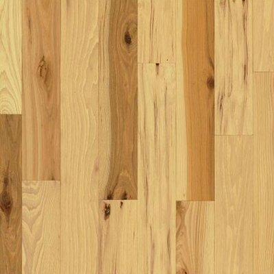 "Bruce Flooring American Treasures Wide Plank 3"" Solid Hickory Flooring in Country Natural"