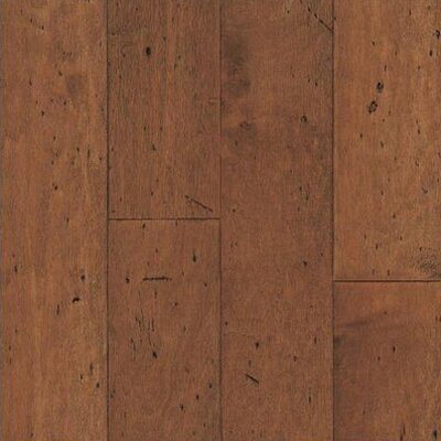 "Bruce Flooring American Originals Lock andFold 5"" Engineered Maple Flooring in Ponderosa"