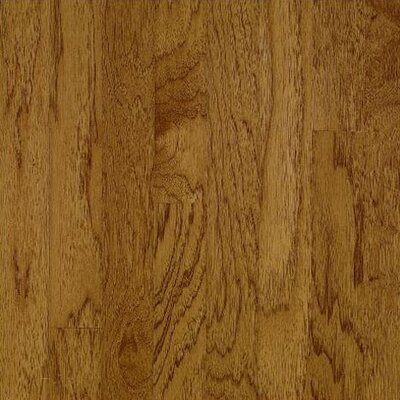 "Bruce Flooring American Treasures Wide Plank 5"" Solid Hickory Flooring in Oxford Brown"
