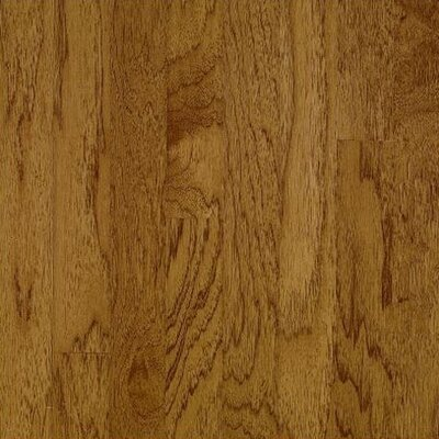 Bruce Flooring SAMPLE - American Treasures™ Wide Plank Solid Hickory in Oxford Brown