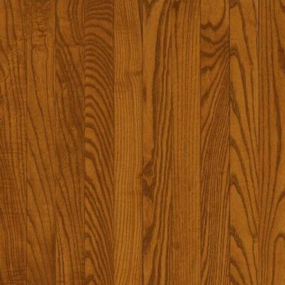 Bruce Flooring SAMPLE - Dundee™ Wide Plank Solid Red Oak in Gunstock