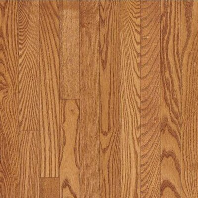 Bruce Flooring SAMPLE - Dundee™ Wide Plank Solid Red Oak in Butterscotch