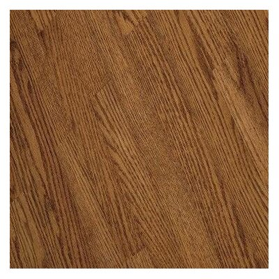 Bruce Flooring Sterling Prestige Plank 3-1/4 Solid Red/White Oak Flooring in Gunstock