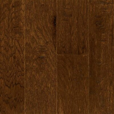 "Bruce Flooring Legacy Manor 5"" Engineered Hickory Flooring in Spice Tint"