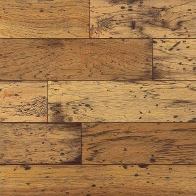 Bruce Flooring SAMPLE - American Originals™ Lock and Fold Engineered Hickory in Antique Natural