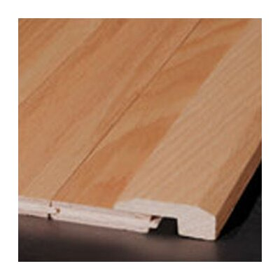 "Bruce Flooring 0.62"" x 2"" White Oak Threshold in Gunstock"