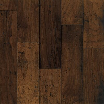 "Bruce Flooring American Vintage 5"" Engineered Walnut Flooring in Mesa Brown"