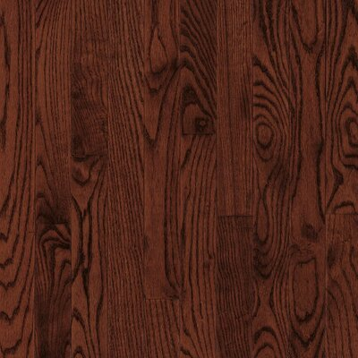 "Bruce Flooring Bristol 2-1/4"" Solid Red / White Oak Flooring in Cherry"