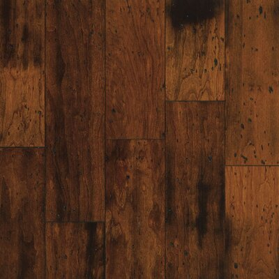 "Bruce Flooring American Vintage 5"" Engineered Cherry Flooring in Copper Kettle"
