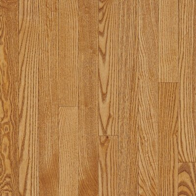 "Bruce Flooring Bristol 2-1/4"" Solid White Oak Flooring in Spice"