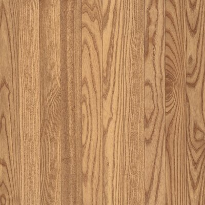 "Bruce Flooring Bristol 3-1/4"" Solid Red Oak Flooring in Natural"