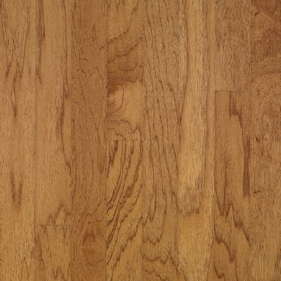 "Bruce Flooring Turlington American Exotics 5"" Engineered Hickory Flooring in Smoky Topaz"
