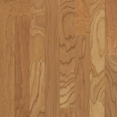 "Bruce Flooring Turlington American Exotics 3"" Engineered Cherry Flooring in Natural"