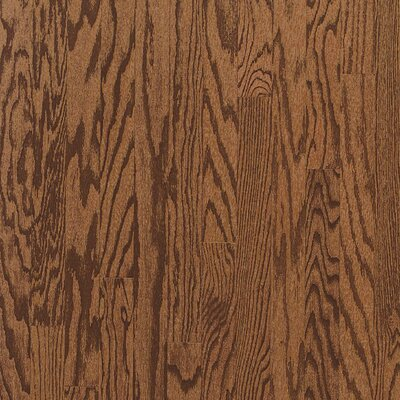 "Bruce Flooring Turlington Plank 5"" Engineered Red Oak Flooring in Woodstock"