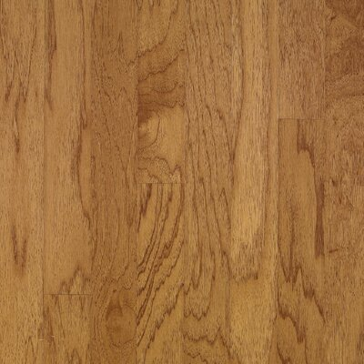 "Bruce Flooring Turlington American Exotics 3"" Engineered Hickory Flooring in Smoky Topaz"