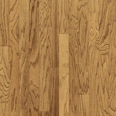 "Bruce Flooring Turlington Plank 3"" Engineered Red Oak Flooring in Harvest"