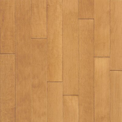 "Bruce Flooring Turlington American Exotics 3"" Engineered Maple Flooring in Caramel"