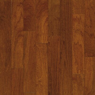 "Bruce Flooring Turlington American Exotics 5"" Engineered Cherry Flooring in Bronze"