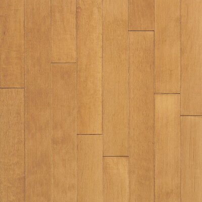 "Bruce Flooring Turlington 5"" Engineered Maple in Flooring Caramel"