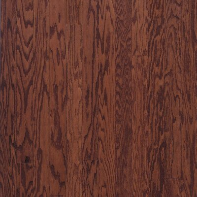 "Bruce Flooring Turlington 3"" Engineered Oak Flooring in Cherry"