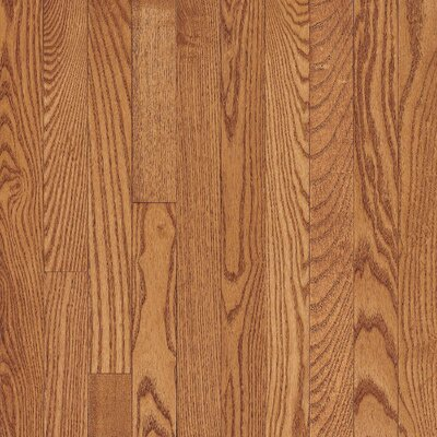 "Bruce Flooring Westchester 3-1/4"" Solid Oak Flooring in Butterscotch"