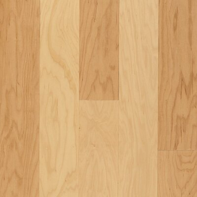 "Bruce Flooring Westchester 3-1/4"" Engineered Maple Flooring in Natural"