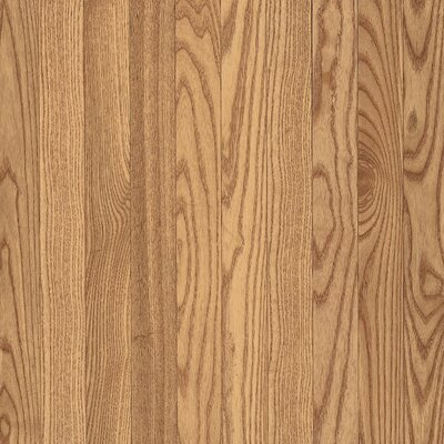 "Bruce Flooring Westchester 3-1/4"" Solid Oak Flooring in Natural"