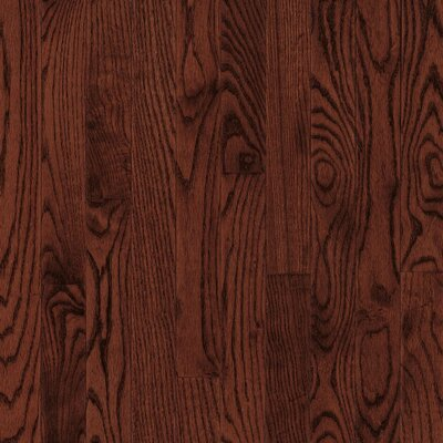 "Bruce Flooring Eddington Strip 2-1/4"" Solid Ash Flooring in Cherry"