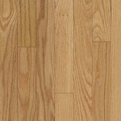 "Robbins Ascot Strip 2-1/4"" Solid Oak Flooring in Natural"