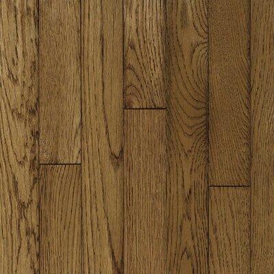 "Robbins Ascot Strip 2-1/4"" Solid Oak Flooring in Sable"