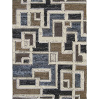 Central Oriental Mystique Cream Jacob Rug