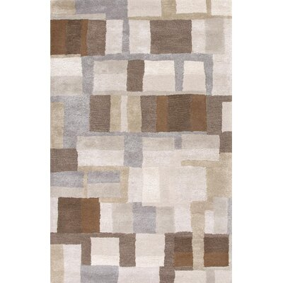 Blue Gray/Brown Rug