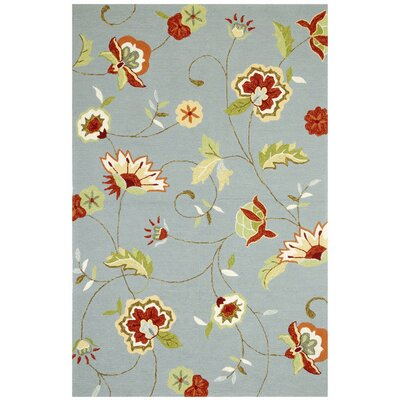Barcelona Indoor-Outdoor Jardin Rug