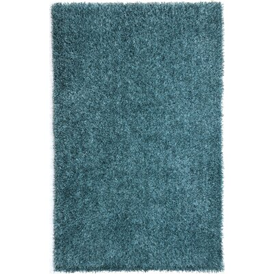 Jaipur Rugs Flux Smoke Blue Shag Rug
