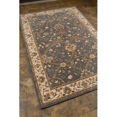 Jaipur Rugs Poeme Deep Blue/Dark Ivory Rug