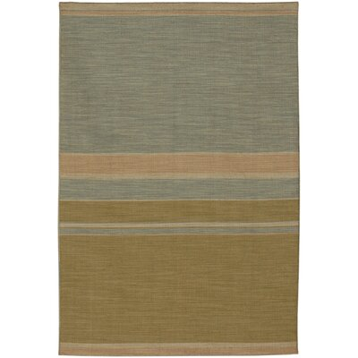 Pura Vida Apple Green/Sea Blue Rug