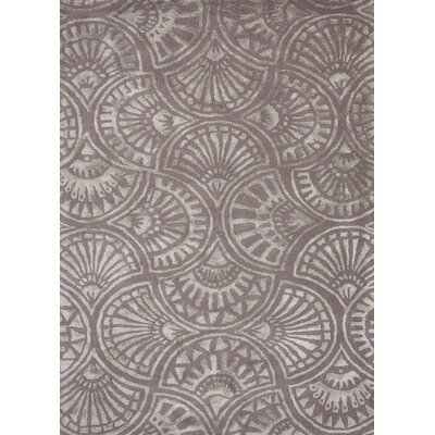 Jaipur Rugs Blue Medium Gray Geometric Rug