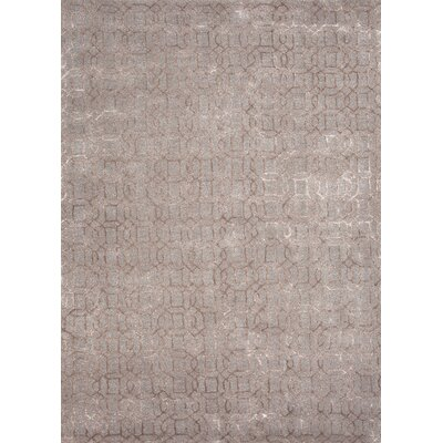 Baroque Light Blue Tone-On-Tone Rug