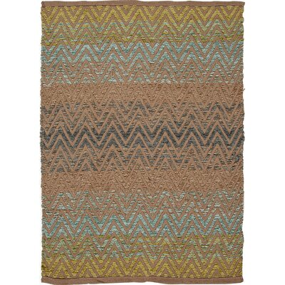 Cosmos Plus Meadow Stripe Rug