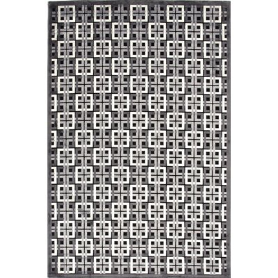 Jaipur Rugs Fables Black/Gray Geometric Rug