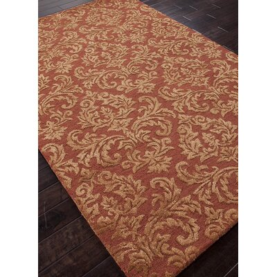 Jaipur Rugs Roccoco Red/Orange Floral Rug